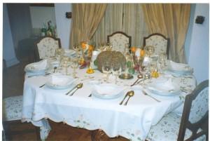 Cena en noviembre