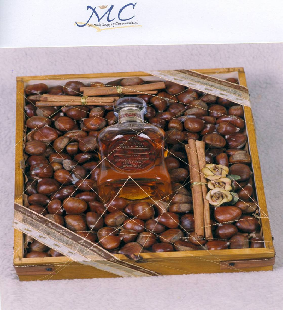 Caja Regalo Whisky
