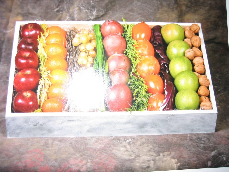 Caja de frutas