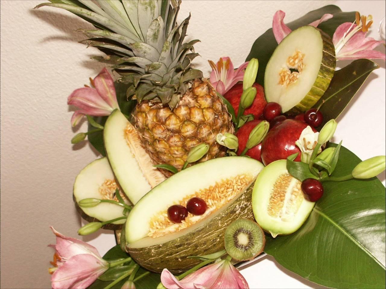 Frutas deco en REPSOL
